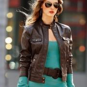 Кожаные куртки: главные причины почему хотя бы одна должна быть в вашем гардеробе