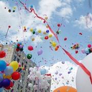 В Омске начался парад городских округов