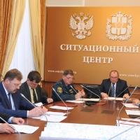 Для ликвидации последствий паводка Омская область планирует получить 500 миллионов рублей