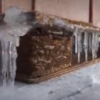 При ликвидации аварии в Комсомольском городке высыпали 220 тонн песко-соляной смеси