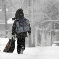 Погода решила дать отдохнуть омским школьникам