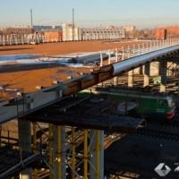 В Омске пообещали открыть путепровод на Торговой в ноябре