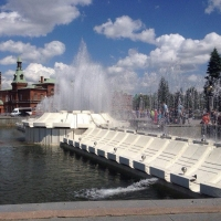 Омский водоканал за 3 дня отремонтирует фонтан на Театральной площади