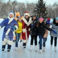 «Рождественские катания» добавят праздника омичам