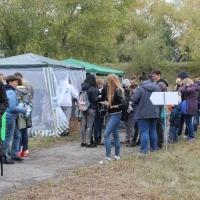 Участники экоквеста на «Зеленом острове» в Омске собрали почти 6 тонн мусора