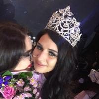 Омская студентка победила в конкурсе красоты «Мисс Земля» в Москве