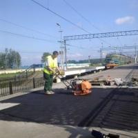 В 2015 году на участке Западно-Сибирской ж/д отремонтировали 44 платформы