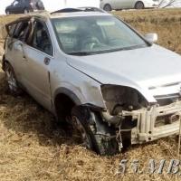 В смертельном ДТП под Омском погиб водитель иномарки