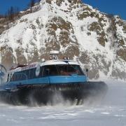"""Омские учёные предложили """"Газпрому"""" профинансировать грузовик на воздушной подушке"""