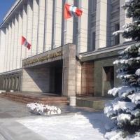 Глав двух новых министерств найдут в Омской области к апрелю