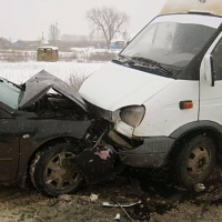 Жертвами ДТП на заснеженной трассе под Омском стали два человека