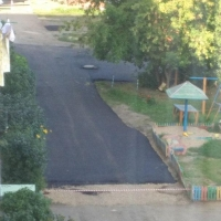 В Омске открыли прием заявок на обновление дворовых территорий