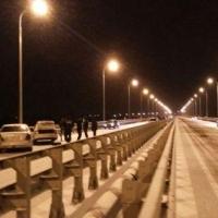 Омских водителей предупреждают о гололеде