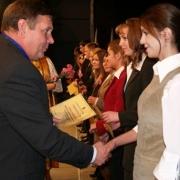 Талантливым молодым омичам вручили стипендии регионального Министерства культуры