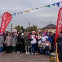 В День ходьбы по «Птичьей гавани» походили почти 500 человек