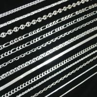 Выбор женской серебряной цепочки