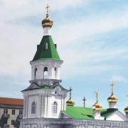 Организация пространства Омской крепости