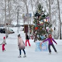 Во время новогодних праздников омичей ждет активный отдых