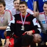 Вратарь Омской Любительской флорбольной лиги стал лучшим голкипером России