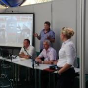 Омские чиновники помешали немцам провести презентацию на сельхозвыставке
