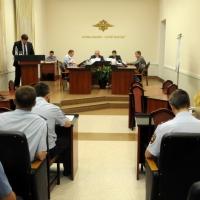 Коллективу Следственного управления УМВД РФ по Омской области представят нового начальника