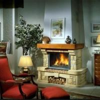 Что нужно что бы оборудовать камин в частном доме?