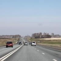 На трассе Омск – Тюмень предлагают снизить скорость до 70 км/час
