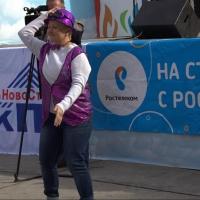 «Ростелеком» в Омске поддержал благотворительную акцию «Спорт во благо»