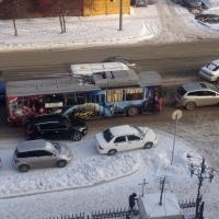 За счет сокращения маршруток омские ПАТП получили прибыль в 14 миллионов рублей