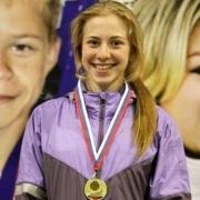 Легкоатлетка из Омской области установила новый рекорд России в своем возрасте