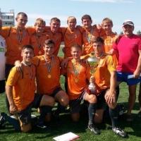 Сборная Омской области снова стала чемпионом России по игре в лапту