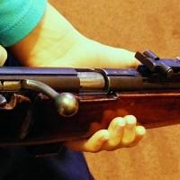 Незарегистрированную винтовку и патроны изъяли у главы Называевска