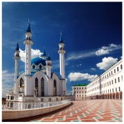 Чарующая красотой Казань
