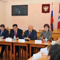 Виктор Назаров видит в омских предпринимателях партнеров
