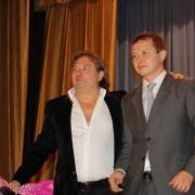 В Калачинске депутата поддержали Измайлов и Добронравов