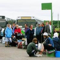 По просьбам омичей садовые автобусы будут чаще ходить