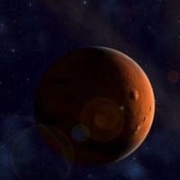 Ученые: Марс должен называться «синей планетой»