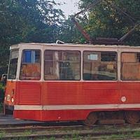 В Омске на время отменят трамвайный маршрут №2