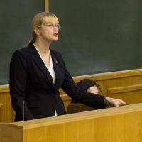 Мария Ливзан приступит к обязанностям ректора ОмГМУ с 1 февраля