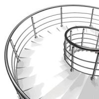 Перила из нержавеющей стали – самая надёжная и долговечная конструкция