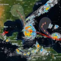 Ураган «Ирма» начал сбавлять обороты