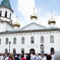 Патриарх Кирилл освятит восстановленный в Омске Воскресенский собор
