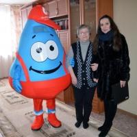 «Росводоканал Омск» начал поздравлять абонентов в рамках акции «Капля на праздник»