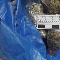 Полицейские нашли у омича более одного килограмма наркотика