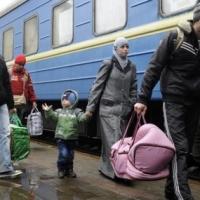 Омские чиновники отдали пять миллионов на помощь сбежавшим в Крым