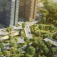 Апарт-комплексы с собственными парками