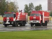 """Предприятие """"Газпромнефть-Омск"""" провело соревнования по пожарно-прикладному спорту"""