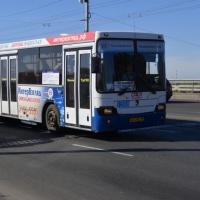 Откорректированно расписание омских автобусов