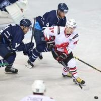 Фурх оформил второй «сухарь» в сезоне в игре с «Медвешчаком»