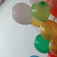 Госавтоинспекторы будут дарить юным омичам зеленые воздушные шары